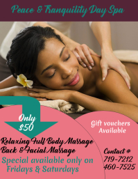 Massage and spa treatment