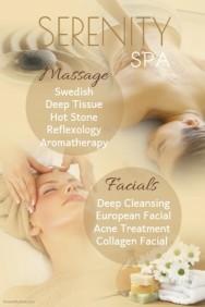 massage poster