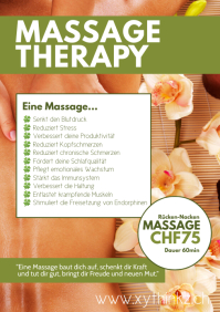 Massage Therapy Studio Treatement Relax Spa