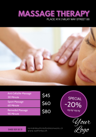 Massage Therapy Treatement therapist beauty