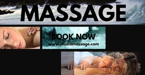 Massage Treatement Wellness Studio Video Ad
