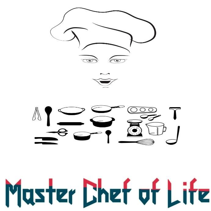 Master chef design template Pos Instagram