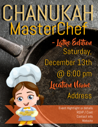 MasterChef - Chanukah Edition
