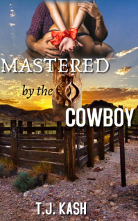 Mastered by the cowboy Kindle/Book Covers template