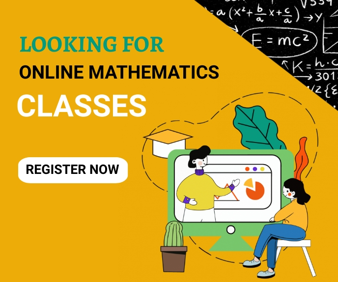 Math classes, online learning,school Large Rectangle template