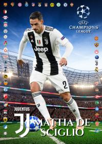 Mattia de Sciglio Juventus