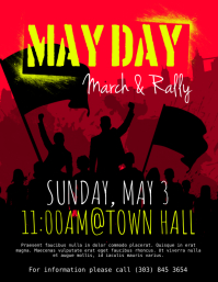 May Day Flyer
