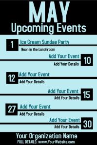 May Upcoming Events