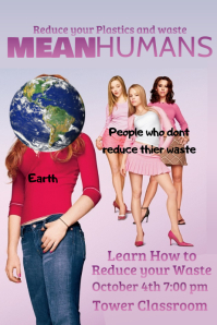 Mean girls (earth presentation)