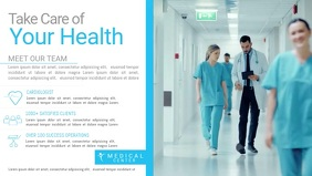Medical & Healthcare Templates