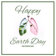 Medical Earth Day Social Media Ad