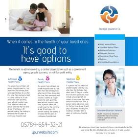 Medical Insurance Video Advert
