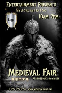 Medieval Fair Template