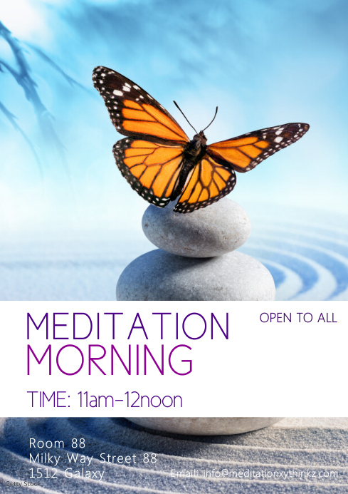 Meditation Morning Spiritual Healing Mindset
