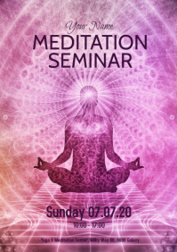 Meditation Seminar Event Workshop Yoga Spirit