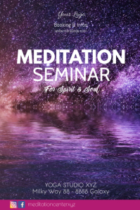 Meditation Seminar Workshop Group Yoga Soul