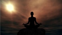 Meditation yoga for mind peace video YouTube Duimnael template