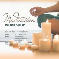 Meditation Yoga Spiritual Healing Mindset Ads