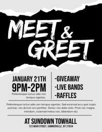 Meet & Greet Flyer