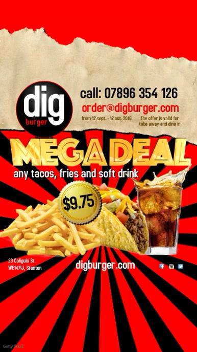 Mega Deal Video Promo