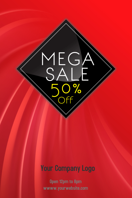Mega Sales Flyers