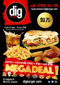 Megadeal Poster