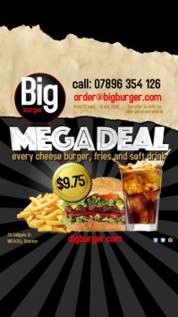 Megadeal Special Video Template