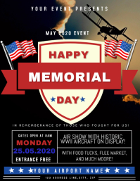 Memorial Day Air Show Event