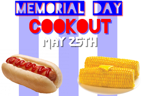 Memorial Day Cookout