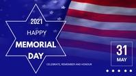 Memorial Day Presentation (16:9) template