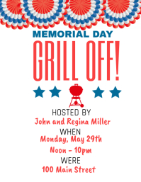 Memorial Day Grill Off