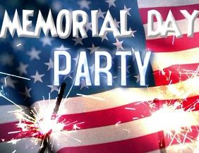 MEMORIAL DAY PARTY MEMORIAL DAY BBQ MEMORIAL DAY