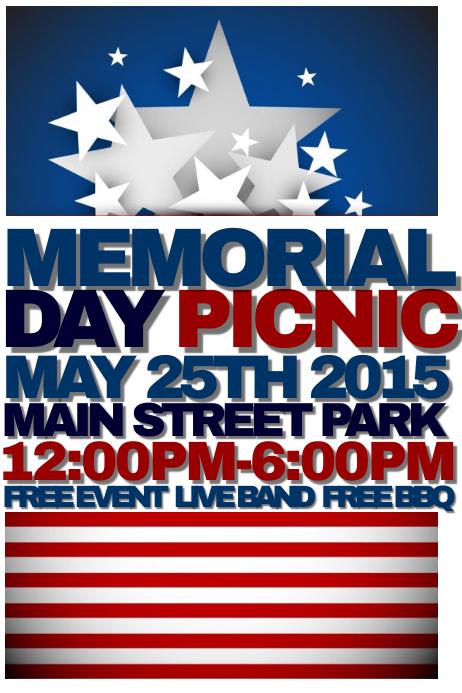 copy of memorial day picnic