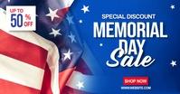 Memorial Day Sale Ads 2021 Iklan Facebook template