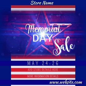 Memorial Day Sale Video