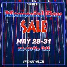 Memorial Day Sale Video