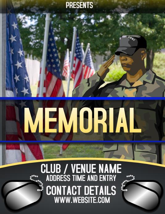 MEMORIAL EVENT