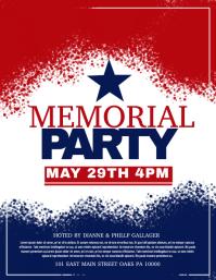 Memorial Party