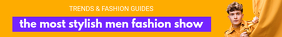 Men's Clothing Fashion Etsy Banner