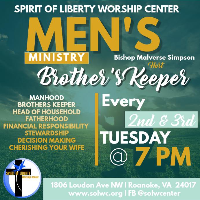 Men's Fellowship Bible Study