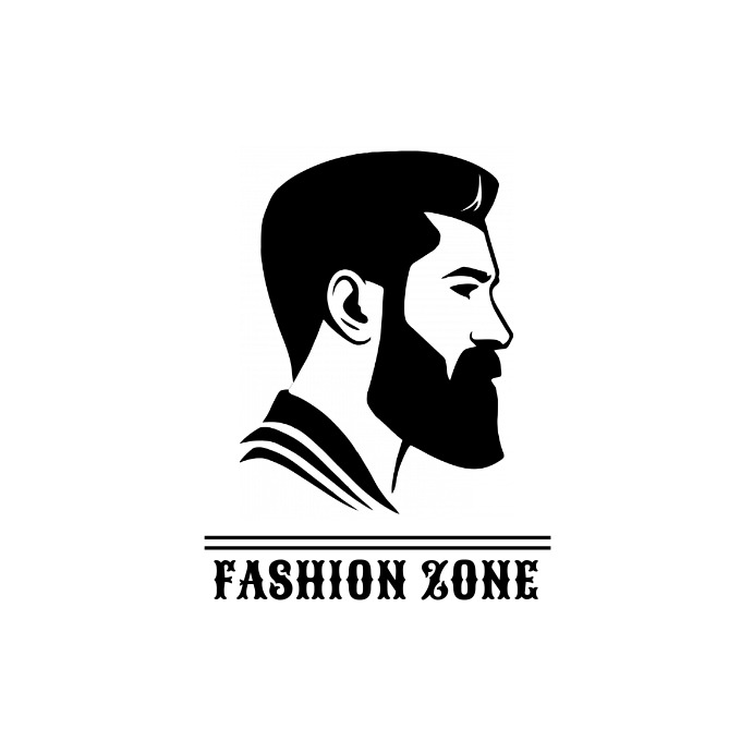 Men's Hair Salon Logo