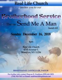 Men in Worship