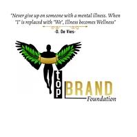 Men Mental Illness Brand Design Logo template