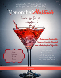Menorahs and Martinis