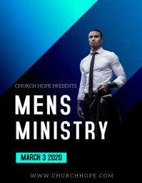 MENS MINISTRY MEET SIMPLE