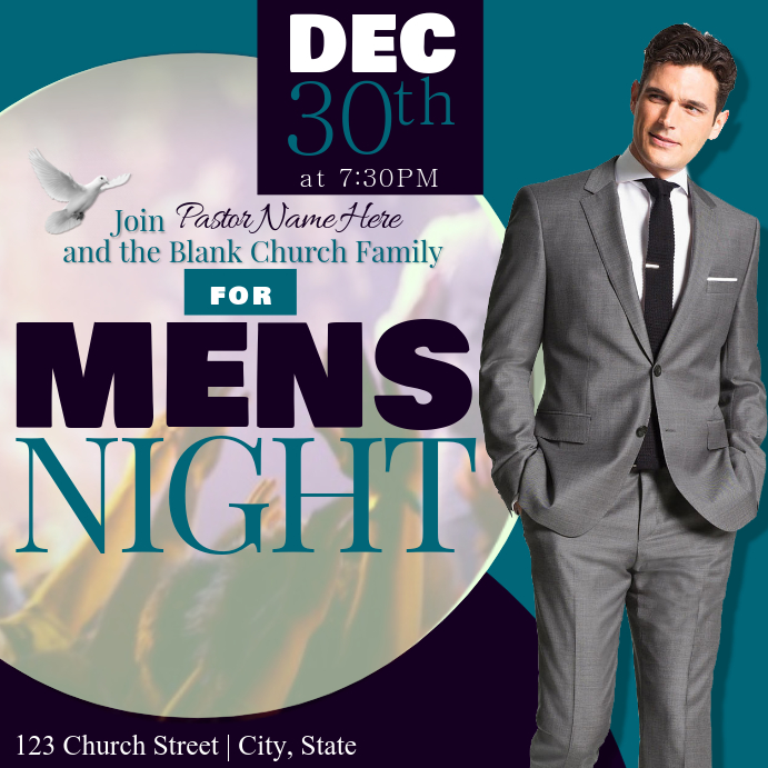 Mens Night Service