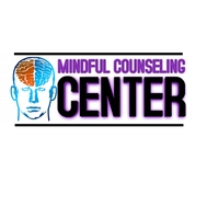 Mental health counseling center Logo template