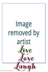 mermaid cute wall art poster