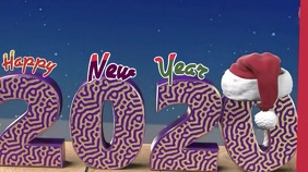 merry christmas 2020 gif