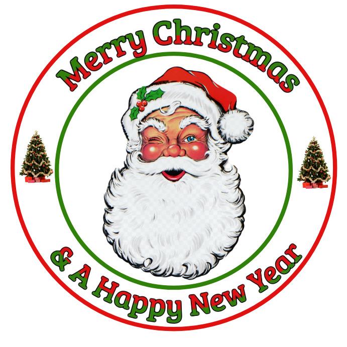 Merry Christmas 徽标 template